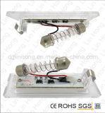 Lampe de véhicule de plaque minéralogique de DEL pour BMW E53 X5 X3
