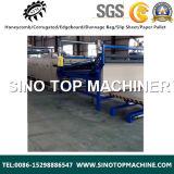 Картоноделательная машина бумаги гребня меда/машина сота