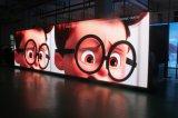 Visualizzazione completa del video a colori di HD P3mm/schermo dell'interno locativo del LED (parete di pubblicità sottile)