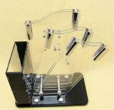 Houder van het Mes van het Keukengerei van de douane de Acryl Magnetische (hy-YXI40)