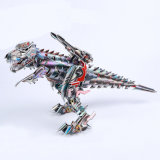 modelo Jigsaw de Dinosour do interesse do enigma 3D