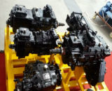 Caso de transferencia de la transmisión del diseño del ODM para las piezas del excavador