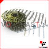 Chiodo comune della bobina del chiodo del tetto del chiodo del ferro del chiodo del chiodo della fucilazione