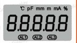 Negative LCD Baugruppe VA-LCD