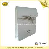 Sac à provisions de papier coloré avec la bande (JHXY-PBG0026)