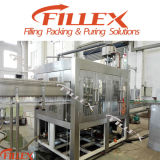 애완 동물 Bottle Beverage Rinsing Filling Capping 3in1 Filling Machine