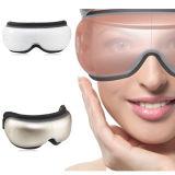Gafas de masaje con presión de calentamiento de aire de vibración masaje de amasamiento inalámbrico recargable