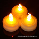 세륨 RoHS Certificate를 가진 높은 Quality Fashion Flaemeless LED Tealight Candle