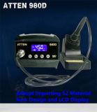 Stazione di saldatura sicura registrabile di ESD Digital (AT980D)