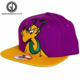 Tampão novo do Snapback de Headwear da forma do chapéu da era do basquetebol do bordado