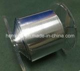 A folha de alumínio laminou a isolação Mylar do rolo de alumínio da fita do poliéster da película do revestimento no emperramento de Croll