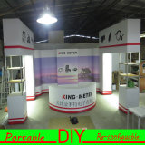 Cabine réutilisable portative en aluminium de stand de salon d'exposition de projet