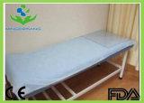 使い捨て可能な身体検査の病院用ベッドシート