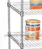Carrello del collegare della scaffalatura del collegare del rullo del bicromato di potassio della fila della famiglia 4