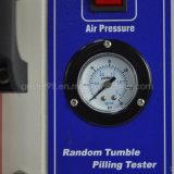 Tela que testa o verificador aleatório de Tublem Pilling (GT-C19A)