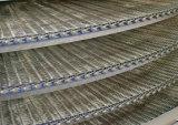 Food Industry를 위한 나선형 Radius Conveyor Belting