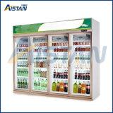 Gabinete comercial de Refridgerated do congelador da cozinha da porta de Mld-10z4a 4 para o equipamento da cozinha