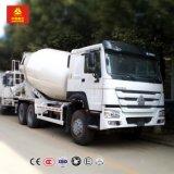 Sino HOWO 6*4 konkretes stapelweise verarbeitendes Fahrzeug/konkreter mischender Becken-LKW
