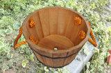 Het ronde Vat van de Whisky met het Handvat van de Kabel
