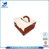 Foldable 식품 포장 케이크 종이상자를 인쇄하는 FDA
