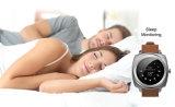 Вахта спортов IP54 с контроль сна, динамическим контроль тарифа сердца и шагомер