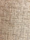 Quarto Wallcovering do hotel do papel de parede da textura de Grasscloth