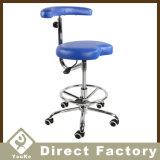 Krankenhaus-Klinik-Gebrauch-Krankenhaus-zahnmedizinischer Stuhl mit Schwenker-Platte
