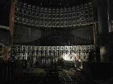 Equipamento do estágio do teatro que levanta o indicador de diodo emissor de luz (YZ-P1014)