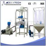Matériel de fraisage à disque à grande vitesse de Pulverizer de poudre en plastique de PVC