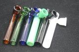 De kleurrijke Pijpen van het Handvat van de Schedel van de Pijp van de Brander van de Olie van het Glas Rokende