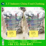 Vestiti utilizzati inverno della balla del commercio all'ingrosso del rivestimento delle signore dalla Cina