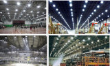 Lumière élevée de compartiment de l'entrepôt DEL d'admission d'UFO du détecteur de mouvement 100W