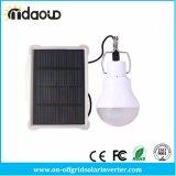 太陽電池パネルLEDの球根LEDの太陽ランプの太陽エネルギーLED軽い屋外の太陽ランプのスポットライトの庭ライト