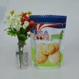 Fastfood- Kunststoffgehäuse-Beutel für Imbiß, Nahrung, Tee, Kaffee mit Nahrungsmittelgrad-Bescheinigung