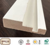Baseboard projetado novo do pinho de Radiata