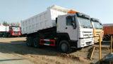 HOWO 6*4 336HP 덤프 트럭