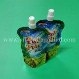 De aangepaste Stand-up Zak van de Zak met Spuiten voor de Verpakking van de Melk