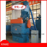 Machine en caoutchouc de grenaillage de piste de machine de grenaillage de courroie de dégringolade