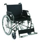 Aço funcional Cadeira de rodas manual Alk951