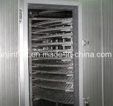 Máquina do congelador da espiral da eficiência elevada de congelação rápida