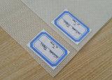 Fabbricato del silicone, panno del silicone, fabbricato rivestito di silicone della fibra di vetro