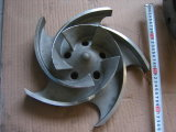 Usinage de pièce d'acier inoxydable