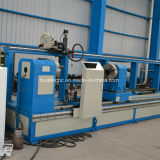 Circumferential Seam Welding Machine for Tank Pipe Cylinder Flange