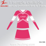 Healong a sublimé des uniformes de Cheerleading de la jeunesse d'impression Cheerleading des Jersey