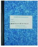 Fábrica de venta al por mayor personalizado impreso libro de composición con la mejor calidad