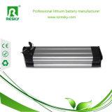 Li-Polymer-Plastik 36V Batterie-Satz für e-Fahrrad