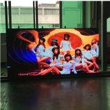 P1.875mm Pantalla LED de Super Alta Definición en interiores para anuncios de vídeo