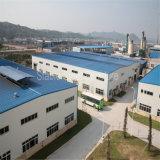 Entrepôt durable en métal de structure métallique avec le certificat de GV