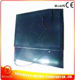 350*350*1.5mm elektrische Reifen-Heizungs-Auflage-Silikon-Gummi-Heizung 220V 450W