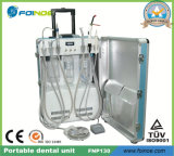 CER Fnp130 anerkanntes bewegliches zahnmedizinisches Geräten-heißer Verkauf